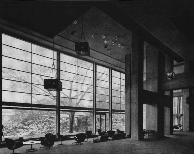 1963年ホテル東光園