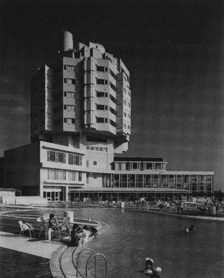 1966年パシフィックホテル茅ヶ崎